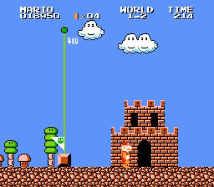 Super Mario Bros 2 Nintendo FDS 23