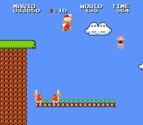 Super Mario Bros 2 Nintendo FDS 25