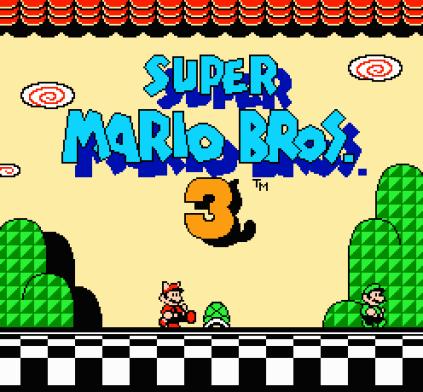 Super Mario Bros 3 NES 01