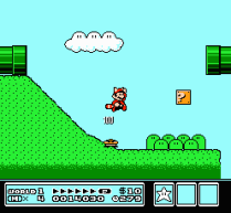 Super Mario Bros 3 NES 07