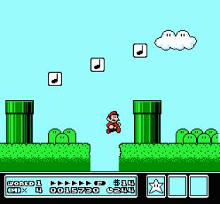 Super Mario Bros 3 NES 09