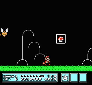 Super Mario Bros 3 NES 10