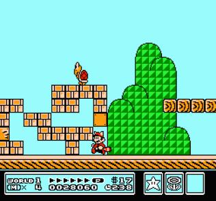 Super Mario Bros 3 NES 11
