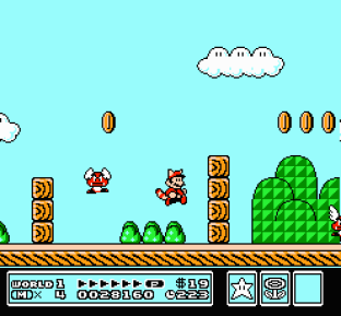 Super Mario Bros 3 NES 12