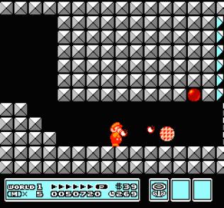 Super Mario Bros 3 NES 22