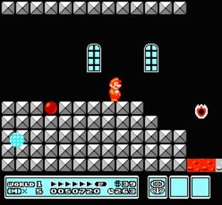 Super Mario Bros 3 NES 23