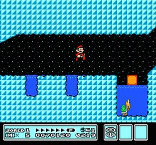 Super Mario Bros 3 NES 31
