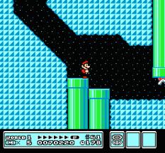 Super Mario Bros 3 NES 32