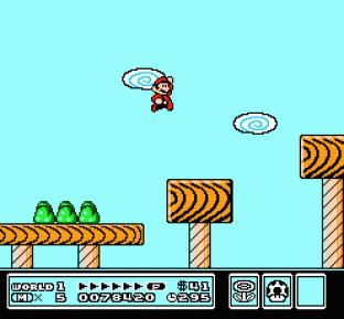 Super Mario Bros 3 NES 34