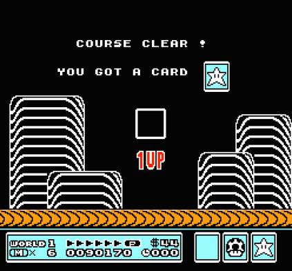 Super Mario Bros 3 NES 42