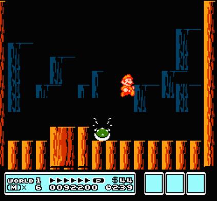 Super Mario Bros 3 NES 53