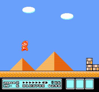 Super Mario Bros 3 NES 56