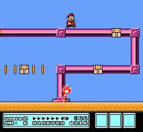 Super Mario Bros 3 NES 58