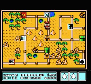 Super Mario Bros 3 NES 65