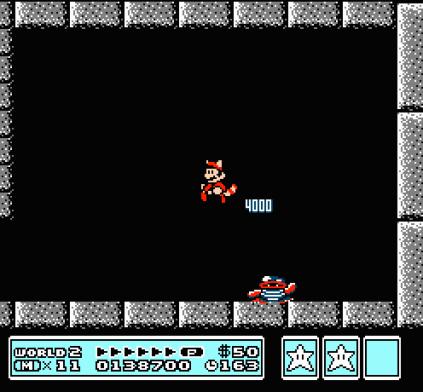Super Mario Bros 3 NES 75