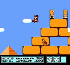 Super Mario Bros 3 NES 76