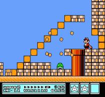Super Mario Bros 3 NES 79