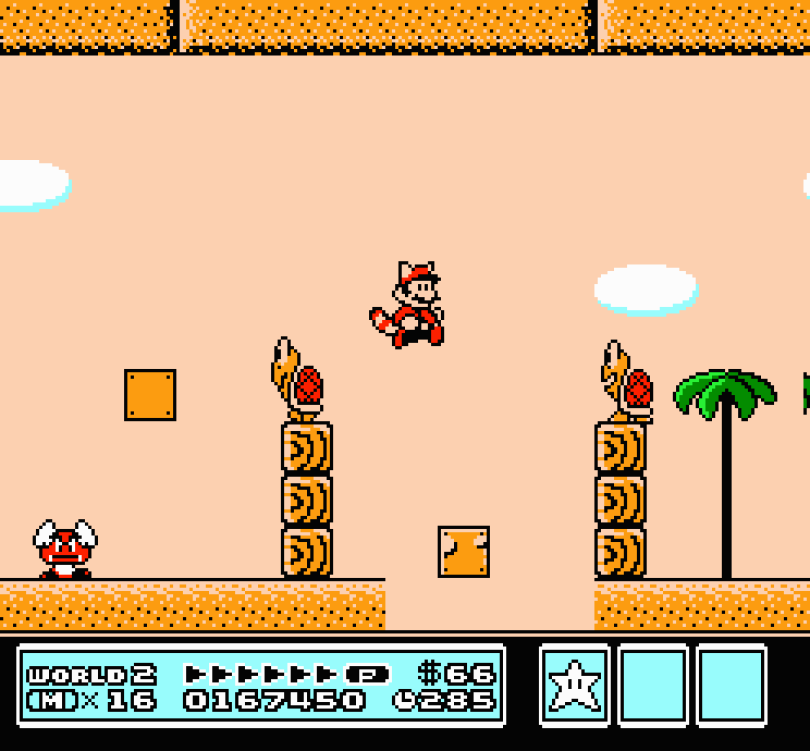 Super Mario Bros 3 Nes 84 The King Of Grabs