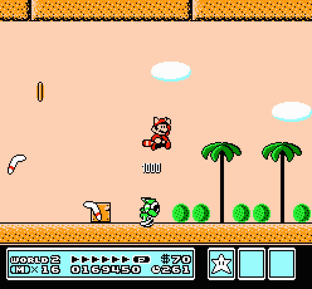 Super Mario Bros 3 Nes 85 The King Of Grabs