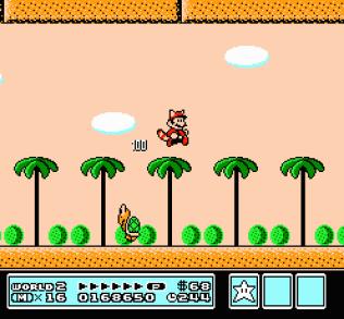 Super Mario Bros 3 NES 87