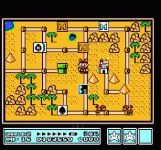Super Mario Bros 3 NES 88
