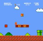 Super Mario Bros NES 02