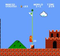 Super Mario Bros NES 07