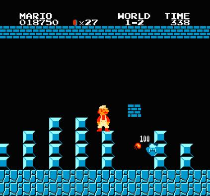 Super Mario Bros NES 09