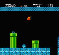 Super Mario Bros NES 13