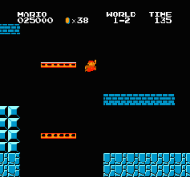 Super Mario Bros NES 14