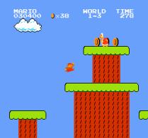 Super Mario Bros NES 16