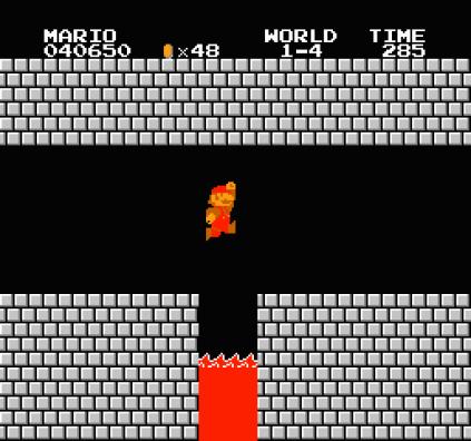 Super Mario Bros NES 23