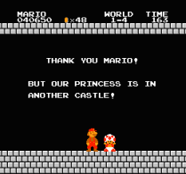 Super Mario Bros NES 29