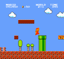 Super Mario Bros NES 30
