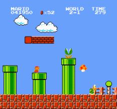 Super Mario Bros NES 32
