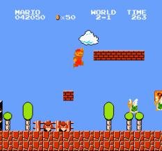 Super Mario Bros NES 33