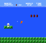 Super Mario Bros NES 35
