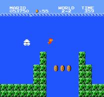 Super Mario Bros NES 36