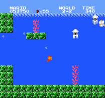Super Mario Bros NES 37