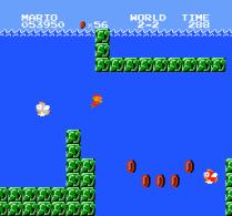 Super Mario Bros NES 38