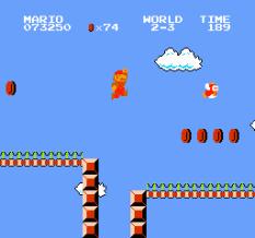 Super Mario Bros NES 44