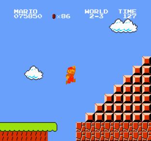 Super Mario Bros NES 45