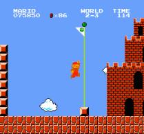 Super Mario Bros NES 46