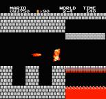 Super Mario Bros NES 50