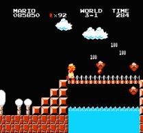 Super Mario Bros NES 58