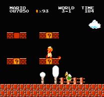 Super Mario Bros NES 61