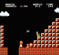 Super Mario Bros NES 62