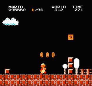 Super Mario Bros NES 64