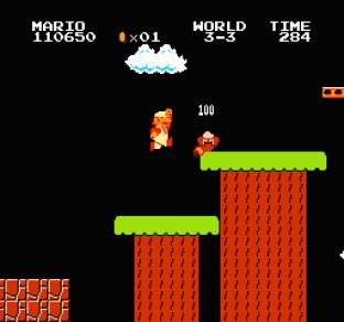 Super Mario Bros NES 67