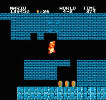 Super Mario Bros NES 81